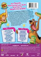 Scooby-Doo 13 Spooky Takes FTLOS DVD Back Cover