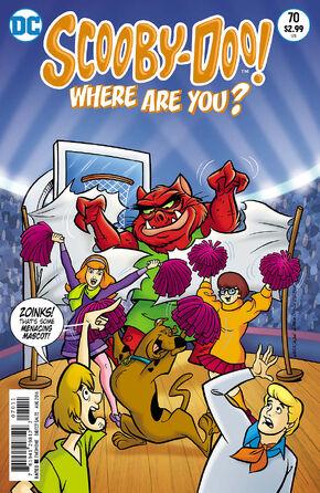 WAY 70 (DC Comics) cover