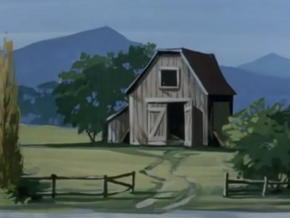 Clem Dunkan's farm