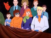 Balloon in shape of Scooby's head