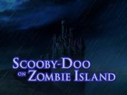 Zombie Island title card