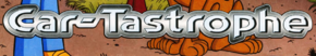 Car-Tastrophe title card