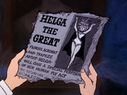 Young Helga