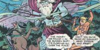 The Ghost of King Neptune (story)