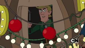 David revealed (Scary Christmas)