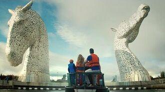VisitScotland Advert 2016 Scotland. A Spirit of its Own - Spirit Lights