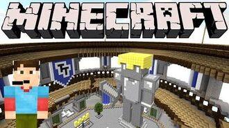 Minecraft - Tournament Tower Fun at Scottland Studios