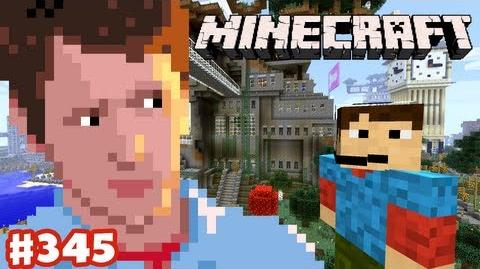 Minecraft - Episode 345 - Chickens!