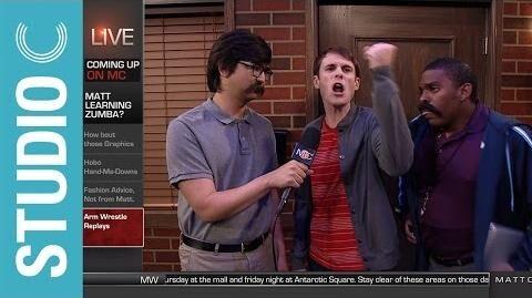 ESPN Matt Center, Part 2