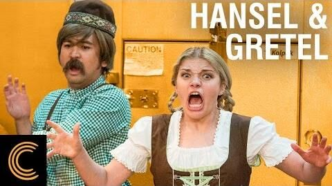 Hansel & Gretel's First Job