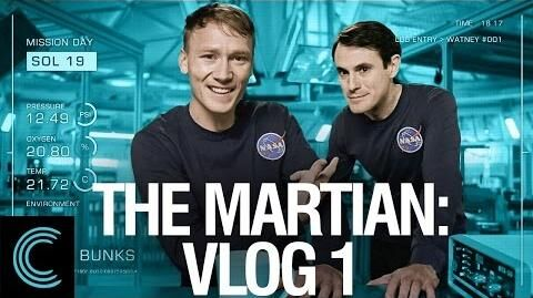 The Martian Vlog 1