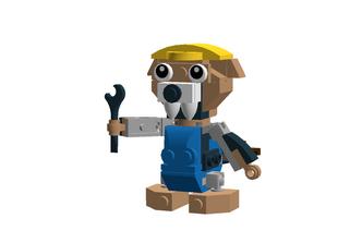 Lego Chomp