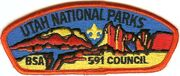 Utah National Parks Council S03