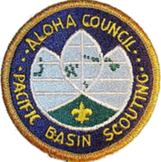 Aloha Council Pacific Basin Scouting