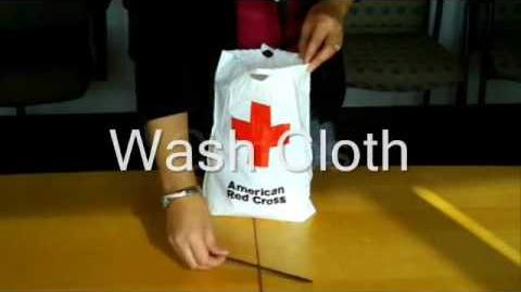 Red Cross Comfort Kits