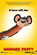 Sausage Party (TheBluesRockz Style) Poster