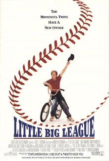 Little Big League (1994) Poster