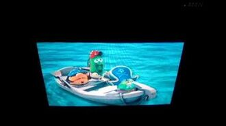 Opening To VeggieTales Tomato Sawyer & Huckleberry Larry's Big River Rescue 2008 DVD