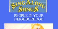 Disney Sing Along Songs: People in Your Neighborhood