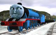 Trainz- Gordon the Big Engine