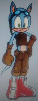(09) Dozzy the Bandicoot