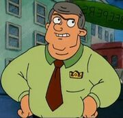 Big Bob from Hey Arnold