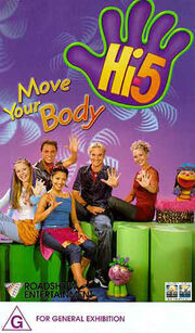 Move your body cthe australian vhs
