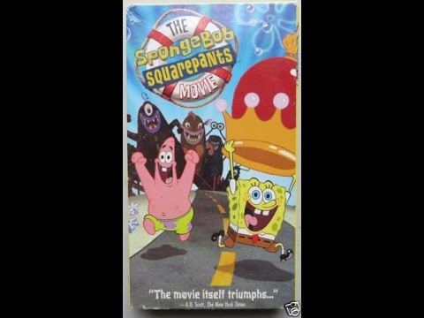 File:The Spongebob Squarepants Movie VHS.jpeg