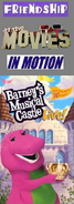 Friendship At The Movies In Motion - Barney's Musical Castle Live!