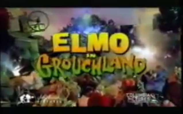 File:Elmo in Grouchland Title Card from Muppets from Space and Elmo in Grouchland Trailer.png