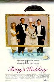 1990 - Betsy's Wedding Movie Poster