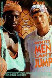 1992 - White Men Can't Jump Movie Poster