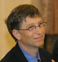 Bill Gates missing