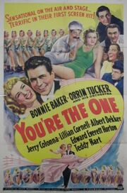 1941 - You're the One Movie Poster