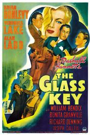 1942 - The Glass Key Movie Poster -2