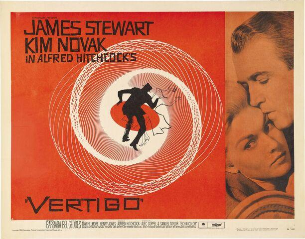 File:1958 - Vertigo Movie Poster.jpg