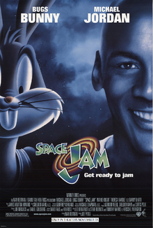 Space Jam (1996) Poster