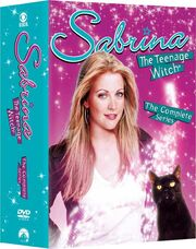 SabrinaTheTeenageWitch1996 Complete