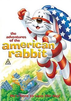 The adventures of the american rabbit australian vhs
