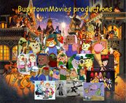 The land of BusytownMovies