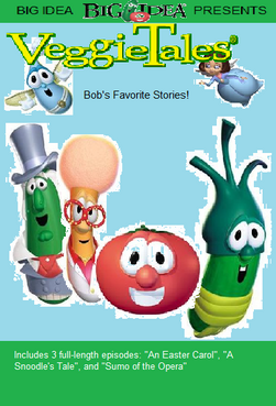 Bob's Favorite Stories VHS