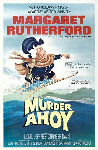 File:1964 - Murder Ahoy Movie Poster.jpg