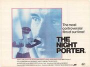 1974 - The Night Porter Movie Poster