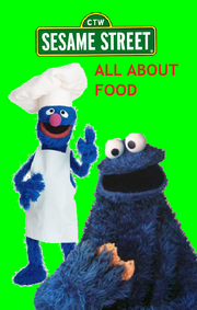 All About Food Cover
