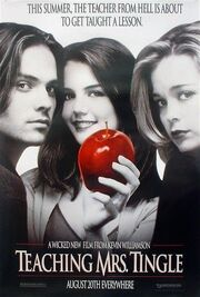 1999 - Teaching Mrs. Tingle Movie Poster