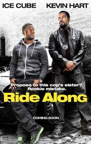 2014 - Ride Along Movie Poster