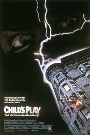 Poster - Child's Play (1988)