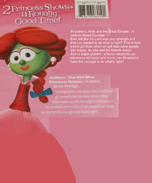 Yep, There's More Good Friends Double Feature Back Cover