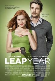 2010 - Leap Year Movie Poster