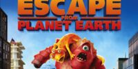 Opening To Escape From Planet Earth 2013 DVD (Touchstone Home Entertainment Version)